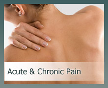 acute pain treatment